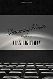 SCREENING ROOM by Alan Lightman