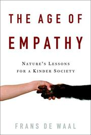 Cover art for THE AGE OF EMPATHY