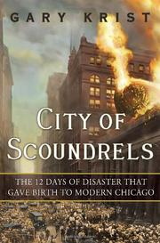 Book Cover for CITY OF SCOUNDRELS