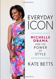 EVERYDAY ICON by Kate Betts