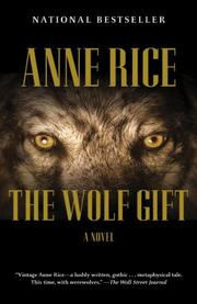 Book Cover for THE WOLF GIFT