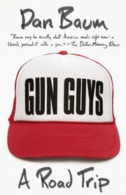 Book Cover for GUN GUYS