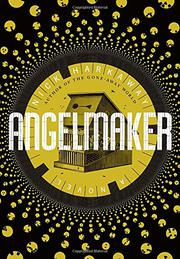 Book Cover for ANGELMAKER