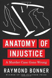 Book Cover for ANATOMY OF INJUSTICE