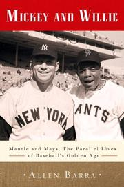 Book Cover for MICKEY AND WILLIE