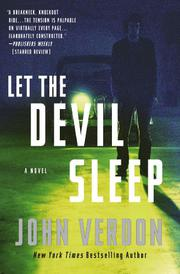 Cover art for LET THE DEVIL SLEEP