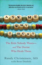 ASK ME WHY I HURT by Randy Christensen
