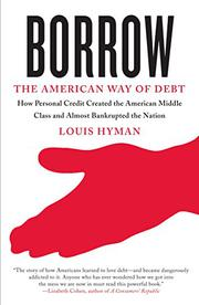 Cover art for BORROW