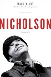 NICHOLSON by Marc Eliot