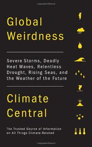 Cover art for GLOBAL WEIRDNESS