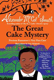 Book Cover for THE GREAT CAKE MYSTERY