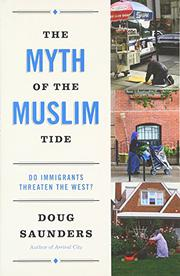 Book Cover for THE MYTH OF THE MUSLIM TIDE