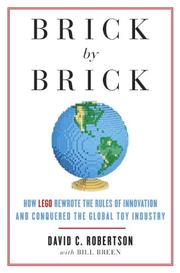 BRICK BY BRICK by David C. Robertson