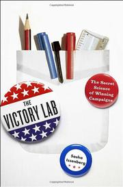 VICTORY LAB by Sasha Issenberg