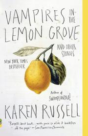 Cover art for VAMPIRES IN THE LEMON GROVE