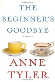 Book Cover for THE BEGINNER'S GOODBYE
