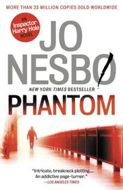 PHANTOM by Jo Nesbø