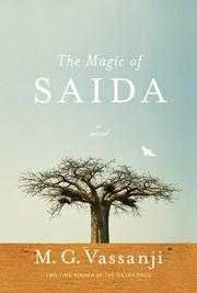 Cover art for THE MAGIC OF SAIDA