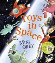Cover art for TOYS IN SPACE