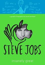 STEVE JOBS by Jessie Hartland