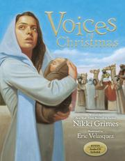 Cover art for VOICES OF CHRISTMAS