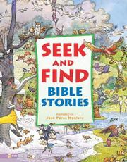 SEEK AND FIND BIBLE STORIES by Carl Anker Mortensen