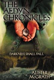 DARKNESS SHALL FALL by Alister McGrath