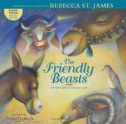 Cover art for THE FRIENDLY BEASTS