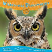 WILDERNESS DISCOVERIES by Peter Schriemer