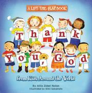 THANK YOU GOD:  FROM KIDS AROUND THE WORLD by Allia Zobel Nolan