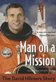MAN ON A MISSION by Rick  Houston