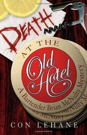 DEATH AT THE OLD HOTEL by Con Lehane