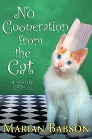 NO COOPERATION FROM THE CAT by Marian Babson