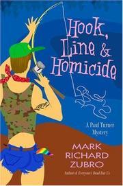HOOK, LINE & HOMICIDE by Mark Richard Zubro