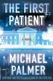 Cover art for THE FIRST PATIENT