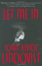 Book Cover for LET ME IN