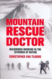 Cover art for MOUNTAIN RESCUE DOCTOR