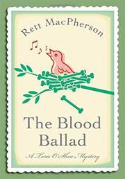 Book Cover for THE BLOOD BALLAD