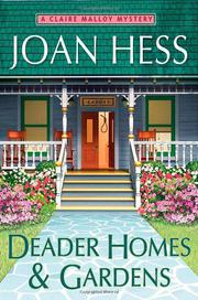 Book Cover for DEADER HOMES & GARDENS