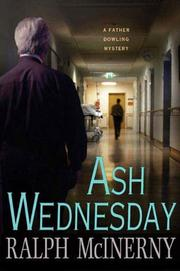 ASH WEDNESDAY by Ralph McInerny