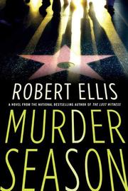 MURDER SEASON by Robert Ellis
