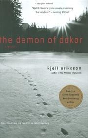 Book Cover for THE DEMON OF DAKAR