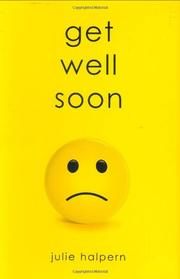 Book Cover for GET WELL SOON
