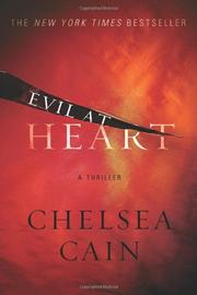Cover art for EVIL AT HEART