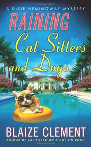 Cover art for RAINING CAT SITTERS AND DOGS