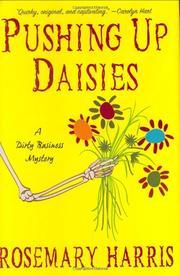 PUSHING UP DAISIES by Rosemary Harris
