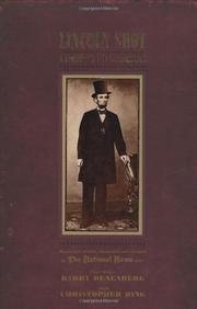Book Cover for LINCOLN SHOT
