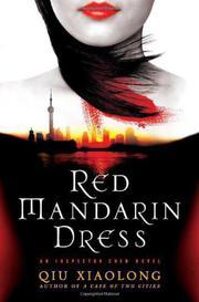 RED MANDARIN DRESS by Qiu Xiaolong