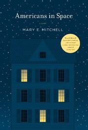 AMERICANS IN SPACE by Mary E. Mitchell