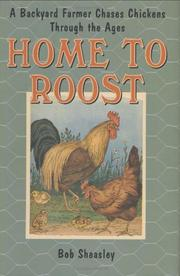 HOME TO ROOST by Bob Sheasley